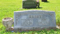 Nancy <I>Harvey</I> Busby