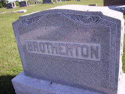 Frances <I>McMillion</I> Brotherton