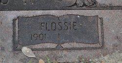 Flossie <I>Cypert</I> Cook