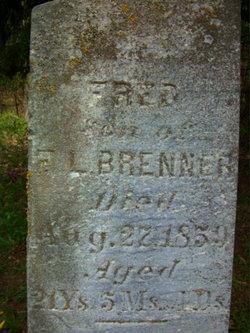 """Friedrich """"Fred"""" Brenner"""