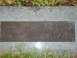 Clara May Adams