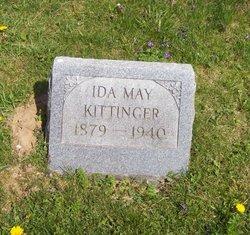 Ida May <I>Ancil</I> Kittinger