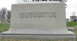 Mary <I>Davisson</I> Warrington