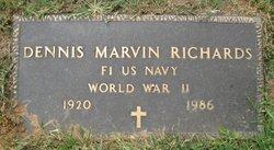 Dennis Marvin Richards