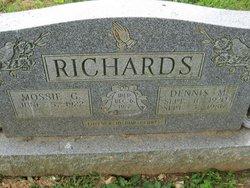 Mossie Gertrude <I>Peregoy</I> Richards