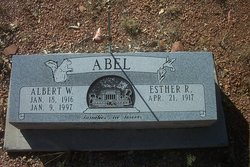 Esther Roberta <I>Falvey</I> Abel