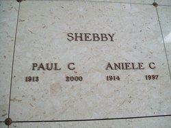 """Aniele Catherine """"Bug Ears"""" <I>Evaskitis</I> Shebby"""