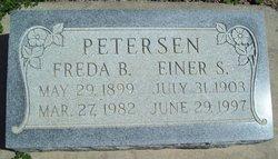 Freda B. Petersen