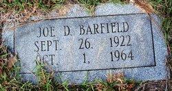 Joe D. Barfield