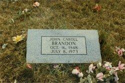John Carroll Brandon