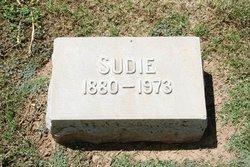 """Sarah Susan """"Sudie"""" <I>Cavness</I> Bone"""
