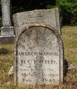 Andrew Marshal Buford
