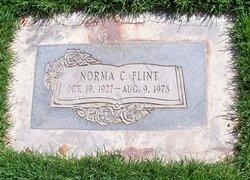 Norma Claire <I>Clark</I> Flint