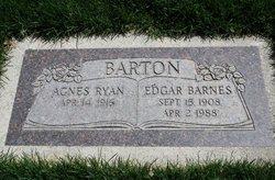 Edgar Barnes Barton