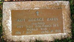 Roy George Eaves