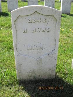 H Rows