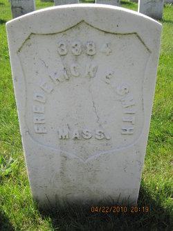 Pvt Frederick E Smith