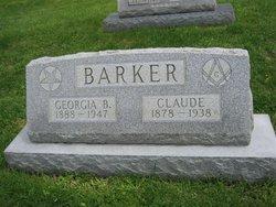 Georgia Belle <I>Chinn</I> Barker