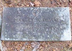 Harley Allen Devoe