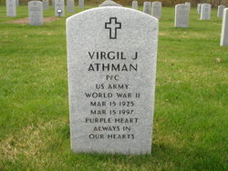 Virgil John Athman