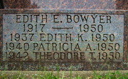 """Patricia Anne """"Patty"""" Bowyer"""