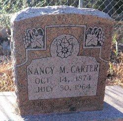 Nancy Maro <I>Sneed</I> Carter