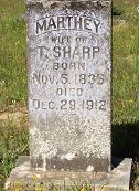 Marthey Sharp