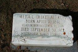 """Mehail """"Mike"""" Alekoff"""