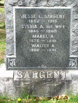 Sylvia Augusta <I>Harrington</I> Sargent