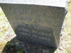 Mary Ann <I>Horton</I> Corey
