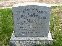 Arthur Russell Holden