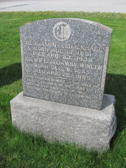 Benjamin Climenhage