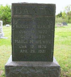 Maude M <I>Talkington</I> Baker