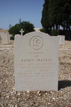 James Mackie