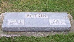Mabel E. Botkin