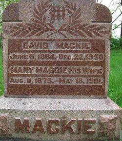 David Mackie