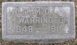 William O Warrington