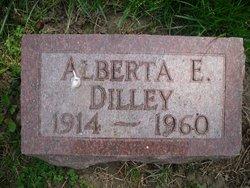 Alberta Elsie <I>Erixon</I> Dilley