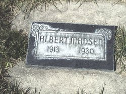 Albert Madsen