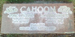 James William Cahoon, Jr