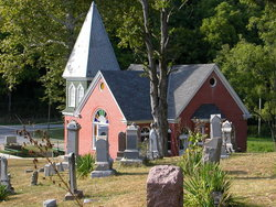 Pursley Church Cemetery