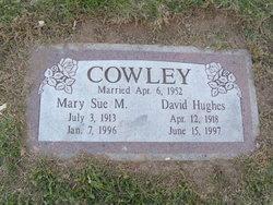 Mary Sue <I>McConnel</I> Cowley