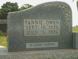 Fannie Owen Smith