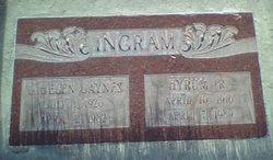 Hyrum Roundy Ingram