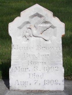 Jane Brown Baxter