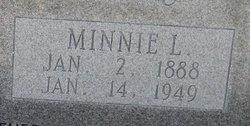 Minnie L Tipton