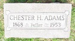 Chester Horace Adams