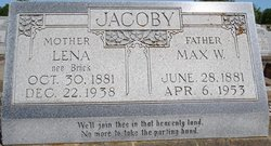 Max W. Jacoby