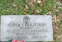 Isaac Alpha Goldtrap