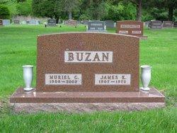 Muriel Irene <I>Carmony</I> Buzan